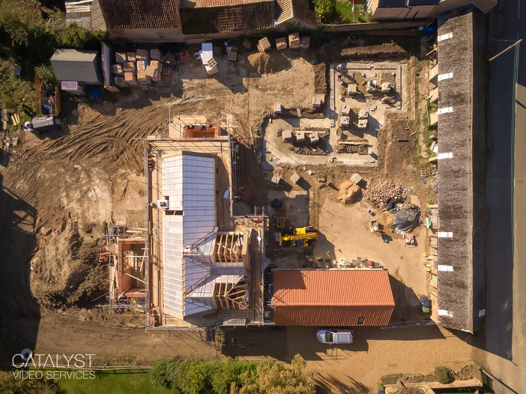Aerial photography for Folium Architects