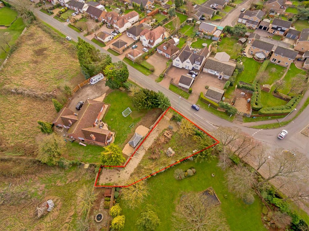 Aerial images for architectural practice